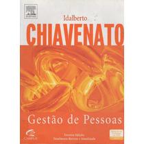 Livro - Gestão De Pessoas - Idalberto Chiavenato - 3º Edição
