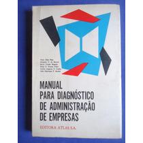 Livro - Manual Para Diagnostico De Administração Empresas