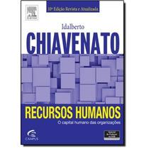 Recursos Humanos: O Capital Humano Das Organizações
