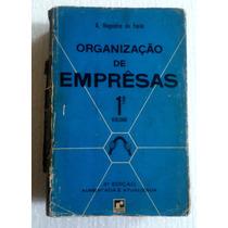 A Nogueira De Faria Organizaçao De Empresas 4 Vols Record