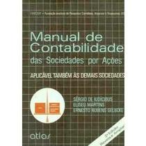 Manual De Contabilidade Das Sociedades Por Açoes Fipecafi