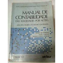 Manual De Contabilidade Das Sociedades Por Ações
