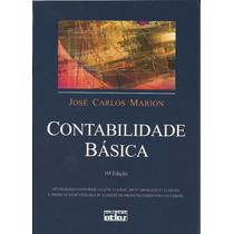 Contabilidade Básica - Texto 10ª. Edição