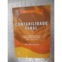 Contabilidade Geral - Ed Luiz Ferrari