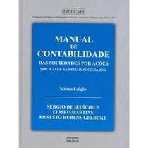 Manual De Contabilidade Das Sociedades Por Ações Sérgio De I