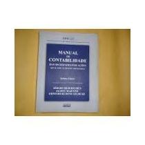 Manual De Contabilidade Das Sociedades Por Acoes 6a Edicao -
