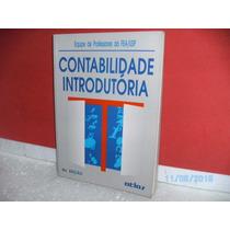 Livro Contabilidade Introdutória 8ª Ediç -editora Atlas 1993
