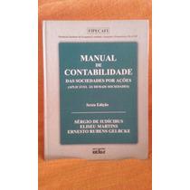 Manual De Contabilidade Das Sociedade Por Ações - Iudícibus