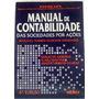 Livro: Manual De Contabilidade - Sérgio De Iudícibus