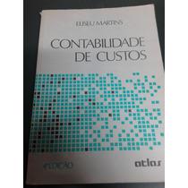 Livro Contabilidade De Custos Eliseu Martins