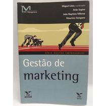 Livro: Lima, Miguel - Gestão De Marketing - Frete Grátis