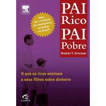 Pai Rico Pai Pobre Livro Ebook E Frete Gratis