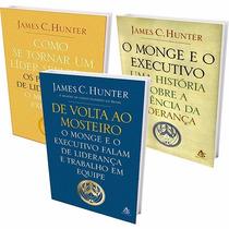 Kit Livros O Monge E O Executivo (3 Livros)