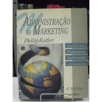 Livro - Administração De Marketing - Philip Kotler