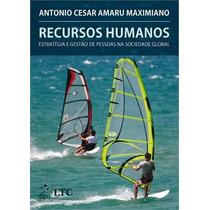 Recursos Humanos Estrategia E Gestao De Pessoas9788521625896