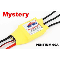 Esc Speed Control Mystery 60a Brushless Motor Lipo Turnigy