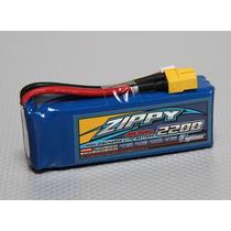 Bateria 2200 Mah Zippy Lipo 3s 40c Drone Phantom Aeromodelo