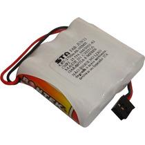 Pack Bateria Nimh 4,8v - 2700mah Aeros Combustão