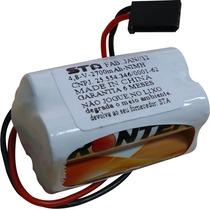 Pack Bateria Nimh 4,8v - 2700mah Aeros/auto - Combustão