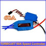 Esc Speed Control 60a Brushless Ace Gens Pulse Thunder Power
