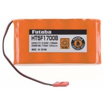 Bateria Nimh 6v 1700mah 5c Futaba 4pk Fht5f1700b