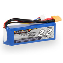 Bateria Lipo Turnigy 2200mah 3s 60/120c 11.1v