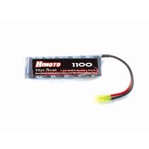 Bateria Nimh Himoto 7.2v 1100mah Automodelo Mastadon Spino