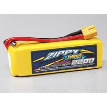 Bateria Lipo Zippy Flightmax Compact 2200mah 4s 14.8v 25c