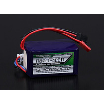 Bateria Life Turnigy Nano-tech 1700mah 2s 6,6v 20c (23824)