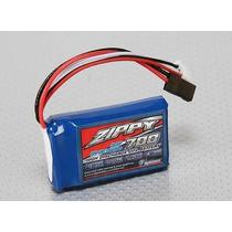 Bateria Life 2s 700ma 6.6v Receptores Tx Turnigy 4x/6x/6xs