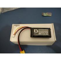 Bateria Lipo B-grade - 1300ma - 2s - 7.4v - 20c