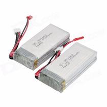 Bateria 1500mah - Wltoys V913 / L959 (carro Rc) Kit C/ 2