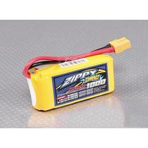 Bateria Zippy Compact Lipo 3s 1000mah 25c - Bateria 3s 1000