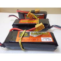 Bateria Lipo 3s - Zop 2200mah - Power - 25/35c 11.1v