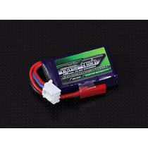 Lipo Bateria 180mah 2s 25~40c 7.4v Turnigy Nano-tech