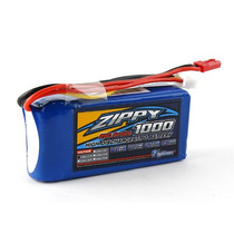 Bateria Lipo Zippy Flightmax 1000mah 3s 11.1v 25c