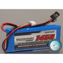 Bateria P/ Radio Transmissor 1450mah 3s Futaba Flysky T6