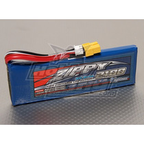 Life Bateria 2100mah 2s 30c 6.6v Zippy
