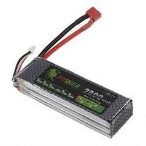 Bateria Lipo 11.1v 2800mah 35c 3s Turnigy Drone F450 F550