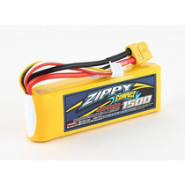 Bateria Lipo 3s 1500 40c Zippy Compact Mini 250 Race