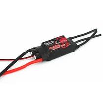 Esc Speed Control 100a Ubec 5v Brushless Motor Lipo Turnigy