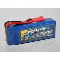 Lipo Bateria 5000mah 4s 40c 14.8v Zippy Drone Aero Auto
