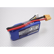 Bateria Lipo Turnigy 1300mah 3s 25~35c