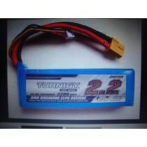 Bateria Lipo 2200mah 3s 20c 11.1v Turnigy