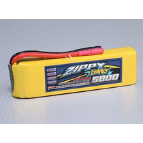 Lipo Bateria 5800mah 3s 25c Zippy Compact Drone (5000/6000)