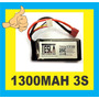 Bateria Lipo Tesla 3s 20c 1300mah - Turnigy - Zippy - Rhino