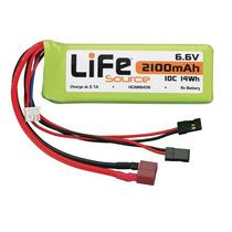 Bateria Life Hobbico 6.6v 2100mah