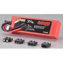 Bateria Lipo 2s 7.4v 4000mah 20c Venom Universal System 1554
