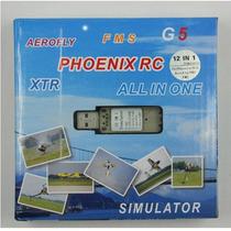 Cabo Simulador Real Flight G6.5/g5 Phoenix4+xtr5+aerofly1.97
