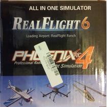 Simulador De Voo 12em1 Suporta Phoenix Rc,realflight G4/g5